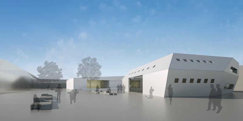 Architektur Marion Wicher_yes-architecture_Gumpoldskirchen_WB Gemeindezentrum Gumpoldskirchen_03_cam2_11_800x400
